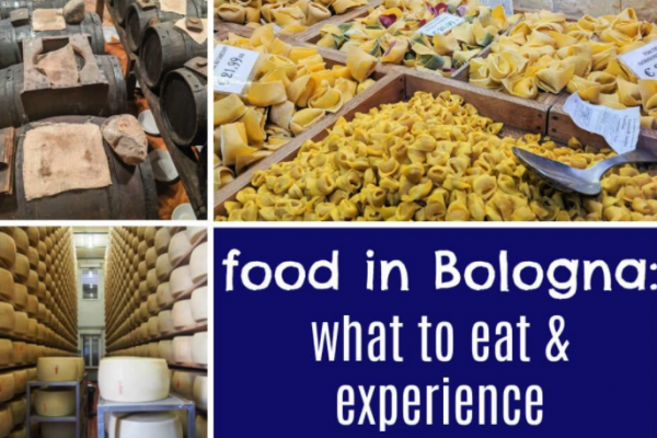 What to eat food in bologna