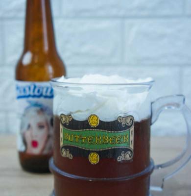 """""""Butter Beer"""" Cool Hogwarts drink, Harry Potter's Butterbeer"""