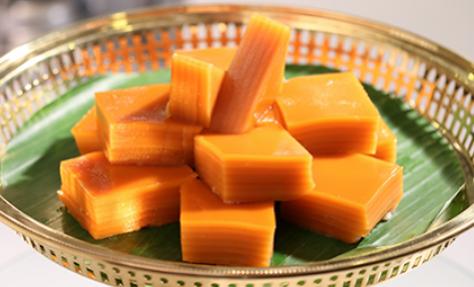 Khanom Chan, Thai tea layer cake recipe